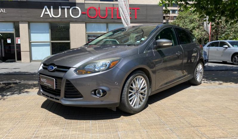 Ford Focus 2.0 AT