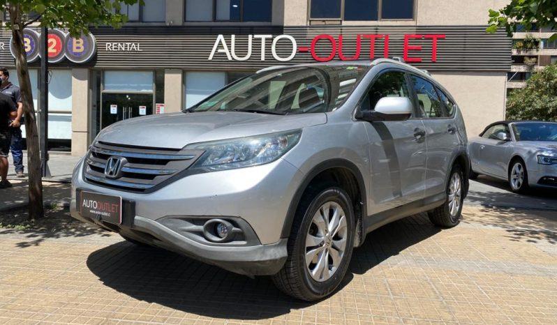 Honda NEW CR-V V EX 4X4 2.4 AUT