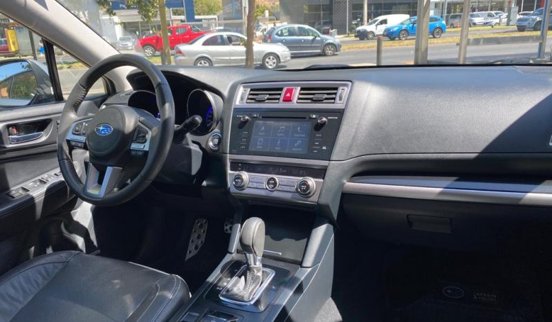 Subaru LEGACY LIMITED AWD 2.5i AUT completo