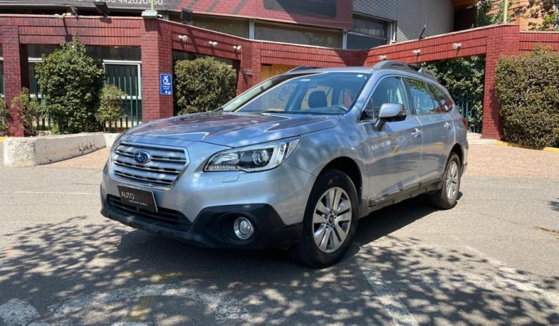 Subaru All New Outback CVT AWD 2.5i AUT