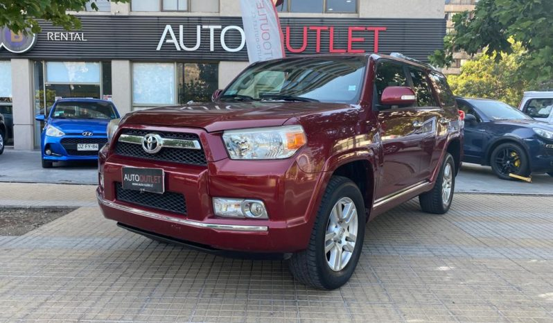 Toyota 4RUNNER 4.0 LIMITED