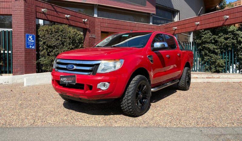 Ford Ranger D/CAB XLT 3.2 DIESEL 4X4