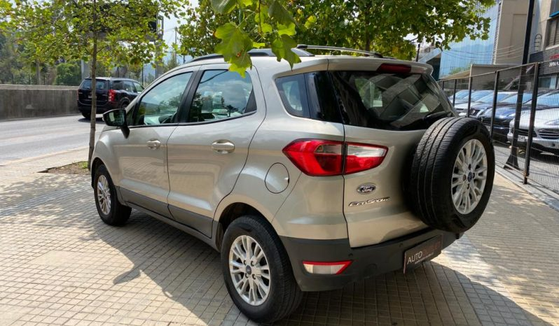 Ford Ecosport 1.6 completo