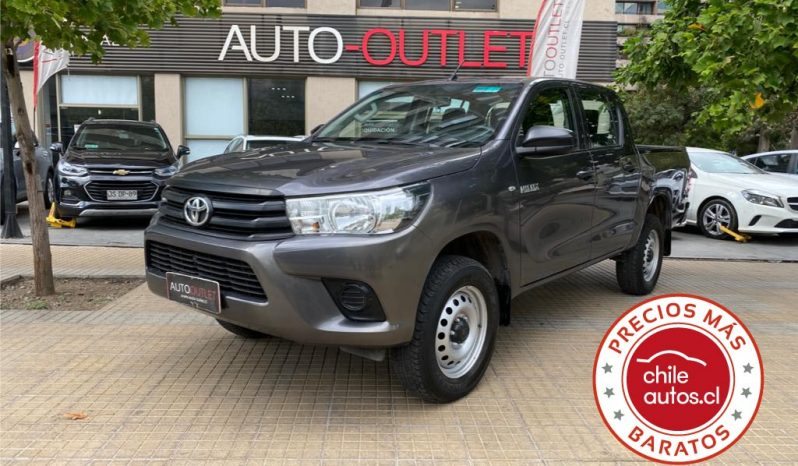 Toyota Hilux 2,7 DX