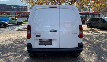 Peugeot PARTNER 1.6 HDI MT completo