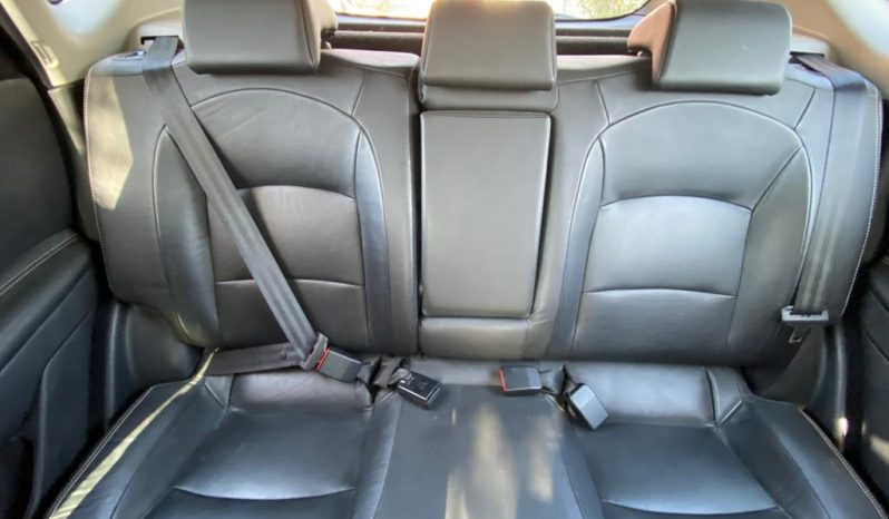 Nissan Qashqai 4X4 2.0 AUT completo